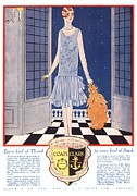 1920Õs Prints -  1920s Uk Fabrics Coats Clark Threads Print by The Advertising Archives