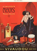 Fragrances Art -  1920s Usa Make-up Makeup Skin Care by The Advertising Archives
