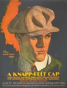 Clothes Clothing Art -  1930s Usa Mens Hats by The Advertising Archives