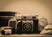A Kodak Moment Print by Donna Lee