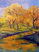 Pat Crowther -  Autumn Along Bishop...