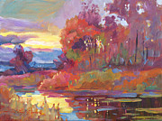 David Lloyd Glover -  Autumn Light