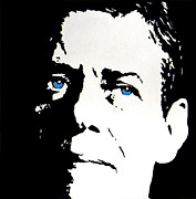 Chico Painting Framed Prints -  Chico Buarque		 Framed Print by Rogerio Zgiet