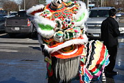 James Lawson -  Chinese Lion Dance