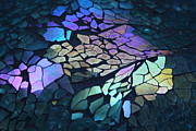 Kathy DesJardins -  Cut Glass Mosaic