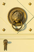 Neo-classical Posters -  Door of the President of the Republic of Hungary Poster by Odon Czintos