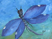 Beverly Livingstone -  Dragonfly-in flight