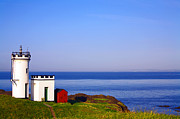 Craig Brown Art -  Elie Lighthouse by Craig Brown