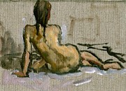Thor Wickstrom -  Figure Painting Seated...