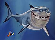 Finding Nemo Print by Paul  Meijering