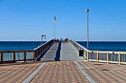 Susan Leggett -  Fishing Pier