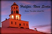 Halifax Art Work Digital Art -  From a Geographic Patriot by  Halifax Artist John Malone