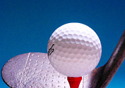 Sports Prints -  Golf Print by David and Carol Kelly
