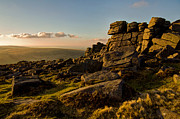 Tor Originals -  Higher Tor near Belstone by Pete Hemington