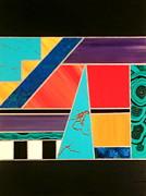 Karyn Robinson -  Homage to Inlay #2