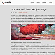Jesus Egea - ▶ Interviewed At...