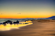 Kelly Wade -  Keawakapu Beach Sunrise