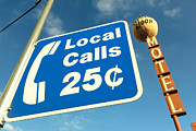 Razorday Art -  Local Calls