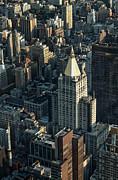 Gregory Dyer -  Manhattan Cityscape