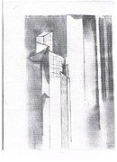 Metro Scape Print by John Deeter