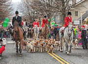 Scott Fracasso -  Middleburg Fox Hunt 2013