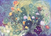 Trudy Storace -   Nasturtiums and...