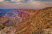 Thor Prints -  NAVAJO Viewpoint in Grand Canyon National Park Print by Nadine and Bob Johnston