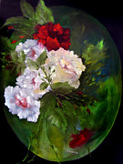 Burger Originals -  Of Rhapsodies and Roses by Sharon Burger