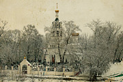 Styling Originals -  Old Russian Church by Mikhail Pankov