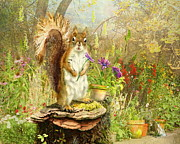 Trudi Simmonds -  Picking Fresh Flowers
