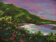 Judy Via-Wolff -  Ptg   Blue Lagoon