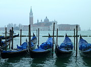 Anna Duyunova Art Photos -  Rain in Venice by Anna and Sergey