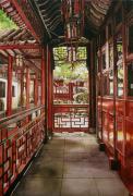 Alfred Ng -  Red Corridor
