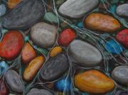 Beverly Livingstone -  River -Stones-...