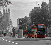 Tony Murtagh -  Routemaster London Buses