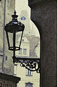 Czech Republic Drawings -  September in Prague by Ira Shander