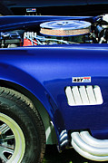Shelby Prints -  Shelby Cobra 427 Engine Print by Jill Reger