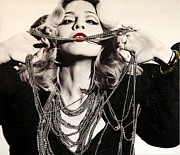 Gallerie Ak Art -  St 28 Madonna In Chains by Surita Tondon