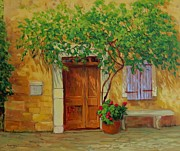Liliane Fournier -  Sunlit doorway