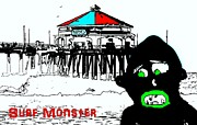 Everette McMahan jr -  Surf Monster