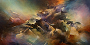 Directional Posters -  the Edge  Poster by Michael Lang