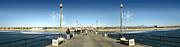 Gregory Dyer -  The Huntington Beach Peir Panorama