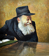 Eugene Maksim -  The Lubavitcher Rebbe...