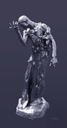 Xueling Zou -  The Sculpture of Auguste Rodin