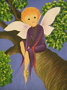 Jilly Curtiss -  The tree fairy