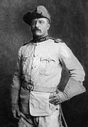 Theodore Roosevelt Print by American School