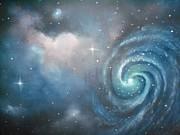 Vast Cosmos  Print by Ricky Haug