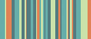 Fashion Abstract Prints -   Vertical Strips 17032013 Print by Igor Kislev