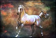 Wild Horse. Print by Andrzej Szczerski