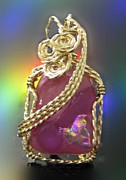 Mauve Jewelry - 0678 Fuchsia by Dianne Brooks